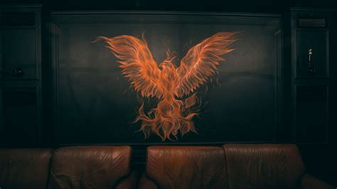 PHOENIX / mural art on Behance