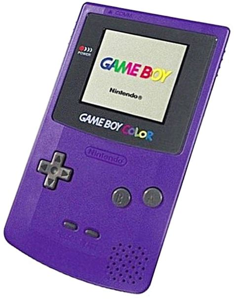 when did gameboy color come out the best boy color colors ranked polygon