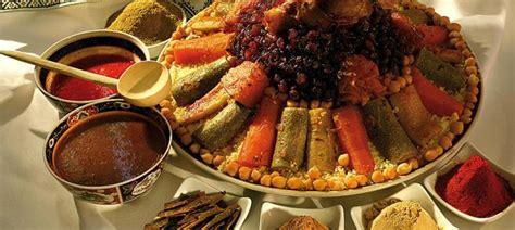 cuisine traditionnelle marocaine maroc gastronomie
