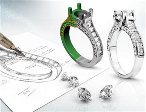 custom ring design custom engagement rings lyle husar designs