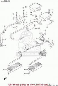 Suzuki Vs800 Gl Intruder 1992-1997  Usa  Electrical