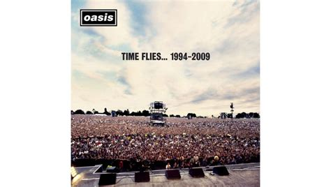 Oasis Reveal 'time Flies' Singles Collection Cover Art Nme