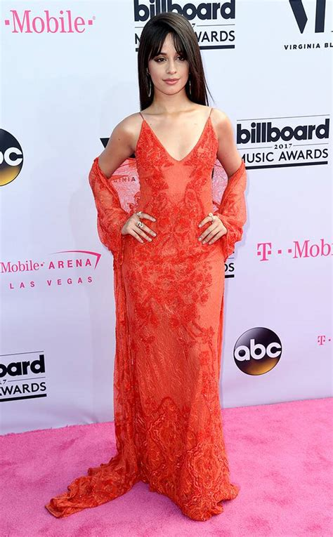 Camila Cabello From Billboard Music Awards Red