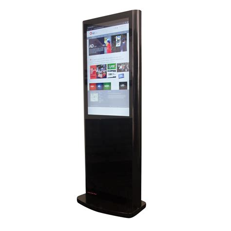 Our freestanding interactive kiosks can be tailored for a variety of applications, designed to meet the needs of your market. Freestanding Blade Kiosk inc. Personalised Content | O ...