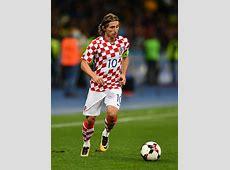 Luka Modric Photos Photos Ukraine v Croatia FIFA 2018