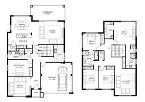 Sle House Design Floor Plan by 5 Bedroom House Designs Perth Storey Apg Homes