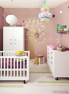 Mädchen Zimmer Baby : babyzimmer m dchen deko ~ Markanthonyermac.com Haus und Dekorationen