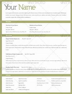 20 awesome resume cv templates mow design graphic With free outstanding resume templates