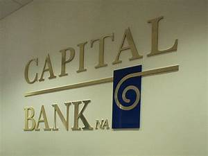 Capital One Bank Customer Service Bank Signs By Kerley Signs Inc Maryland Virginia