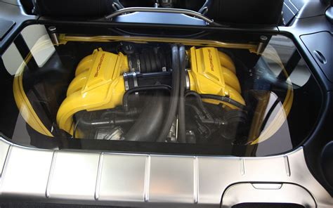 Each engine cover package includes: Cayman clear engine cover. - 6SpeedOnline - Porsche Forum and Luxury Car Resource