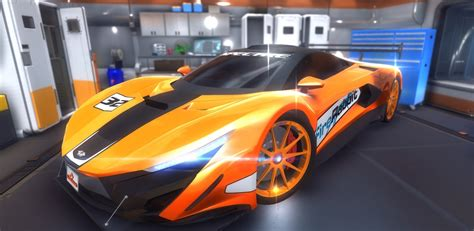 fix  car  concept gt supercar mechanic shop simulator