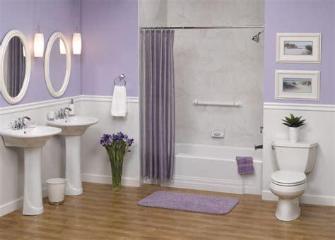Lavender Bathroom Ideas by Lavender Bathroom