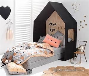 Lit Cabane Au Sol :  ~ Premium-room.com Idées de Décoration