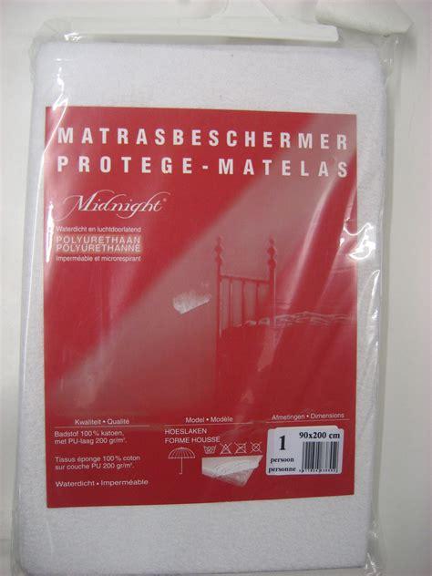 Protègematelas Plastifié Pu 160*200cm