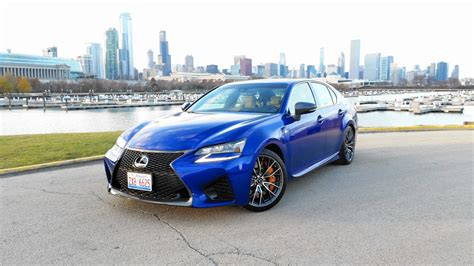 lexus gsf silver 2017 lexus gs f is old cool but lags the