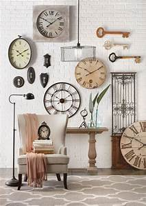 Large wall art ideas pinterest : Best ideas about wall clock decor on large