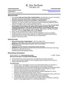 sle resume format for freshers accountants sle staff accountant resume inspiration decoration