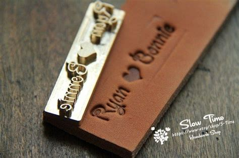 express electric branding iron  leather wood