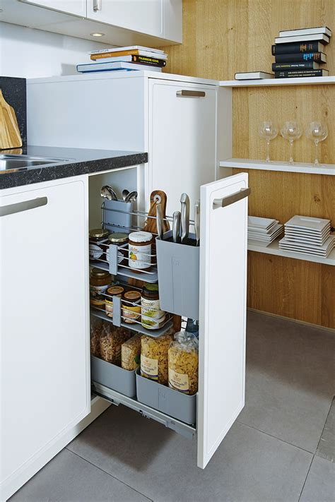 storage cabinet kitchen kitchens cardiff solutions accessories drawer systems