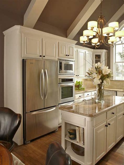 mod鑞e de cuisine avec ilot central modele cuisine avec ilot central maison design bahbe com
