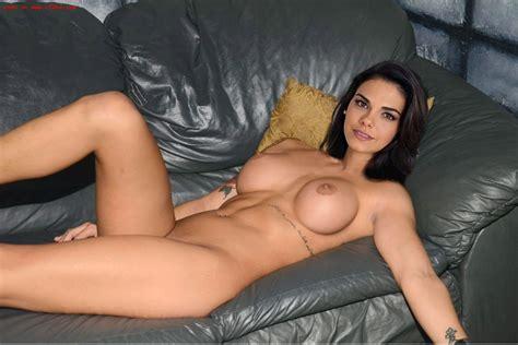 Celebrity Fakes Show Newest Livia Brito