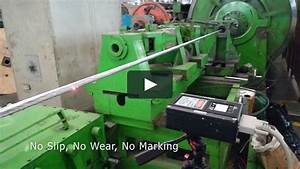 Strand Aluminum Wire Total Length Measurement On Vimeo