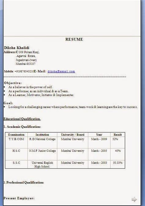 Resume Of A Dentist From India by Dentist Resume Sle