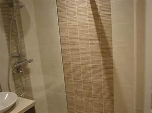 Carrelage De Douche : carrelage douche salle de bain ~ Edinachiropracticcenter.com Idées de Décoration