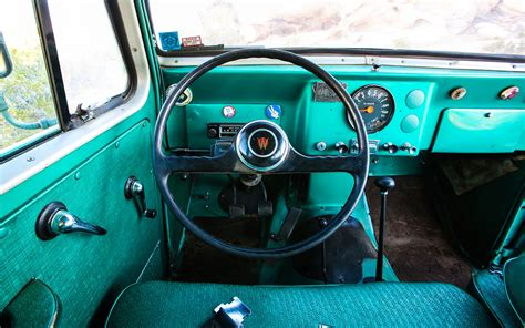 willys jeepster interior 1000 images about willys truck interiors on pinterest