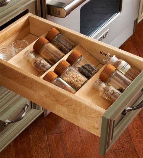 kitchen drawer organizer ideas 35 functional kitchen cabinet with drawer storage ideas