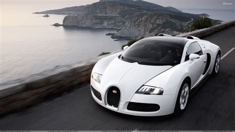 And White Bugatti by White Bugatti Veyron Wallpaper 1920x1080 18112