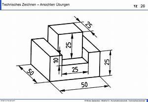 Technische Zeichnung Ansichten : 3 1 technisches zeichnen ansichten schnittdarstellung bema ung ppt video online herunterladen ~ Yasmunasinghe.com Haus und Dekorationen