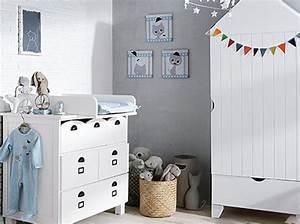 Décoration Chambre De Bébé : deco pour chambre bebe ~ Teatrodelosmanantiales.com Idées de Décoration