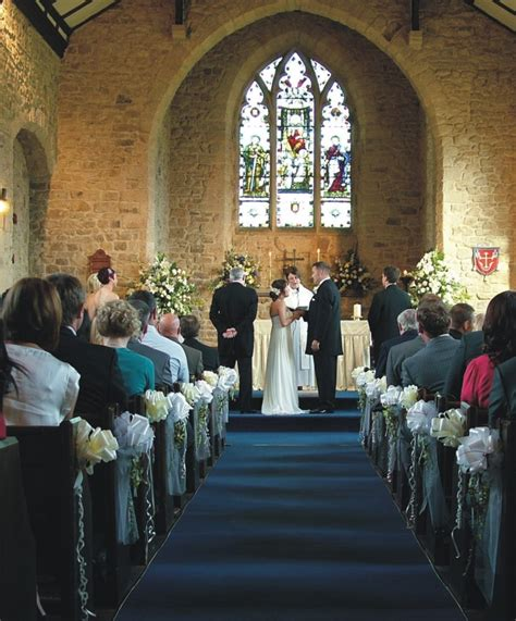 The Churches Of Hipswell Parish Weddings