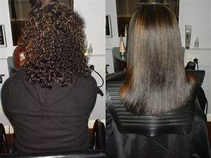 What You Need To Know About Chemically Straightened Hair
