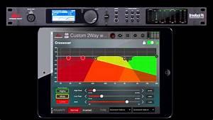 Dbx Driverack Pa2 Custom Speaker And Amplifier Setup