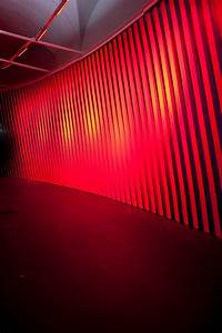 Rgb Wall Lights Color Changing Wallpaper On Behance