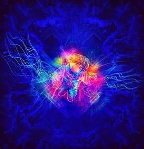 Solcagih  Coole Hintergrundbilder Neonfarben