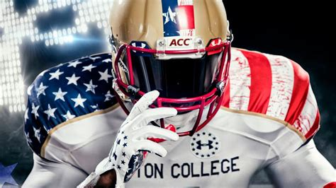 boston college  wear special uniforms  maryland game