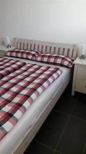 Betten 1 20x2 00 : bett holz 1 40 x 2 00 m weiss lasiert d nisches bettenlager ronja in sonnenb hl kaufen und ~ Bigdaddyawards.com Haus und Dekorationen