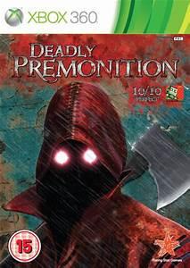 Horror Chart Deadly Premonition Xbox 360 Zavvi