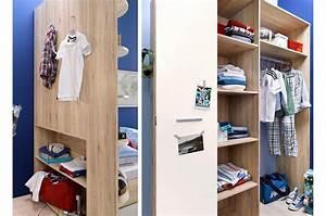Armoire D Angle Chambre : armoire d 39 angle de chambre coucher enfant pour chambre enfant ado ~ Melissatoandfro.com Idées de Décoration