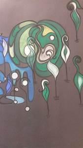 Blau Und Grün : bild malerei abstrakt blau gr n von ingrid geiger bei kunstnet ~ Markanthonyermac.com Haus und Dekorationen