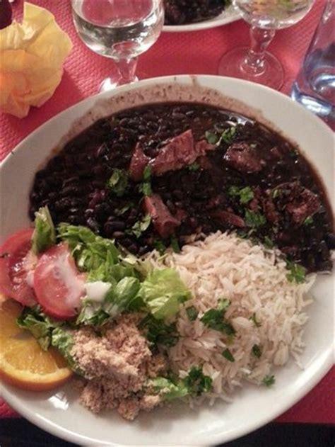 cuisine cap vert restaurant la taverne du cap vert et du bresil dans avec cuisine amérique latine