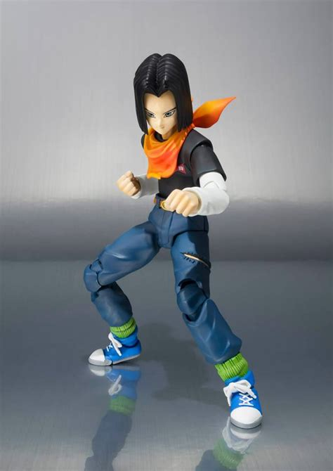 android 009 sh figuarts android 17 coming to america