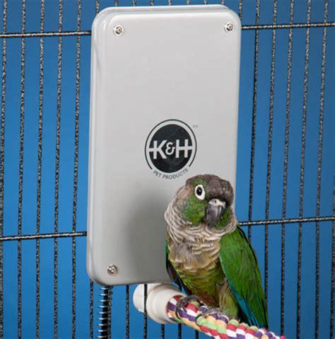 k h snuggle up bird warmer medium