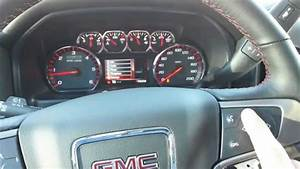 Changing From Km To Miles On Your 2014 Gmc  Chevrolet Truck