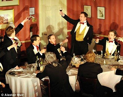 Posh By Laura Wade Play Portrays The Hedonism Of Cameron
