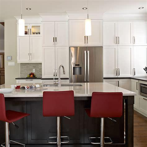 rona comptoir de cuisine cuisines beauregard cuisine réalisation 297 cuisine