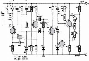 Homemade Inductance Meter Circuit